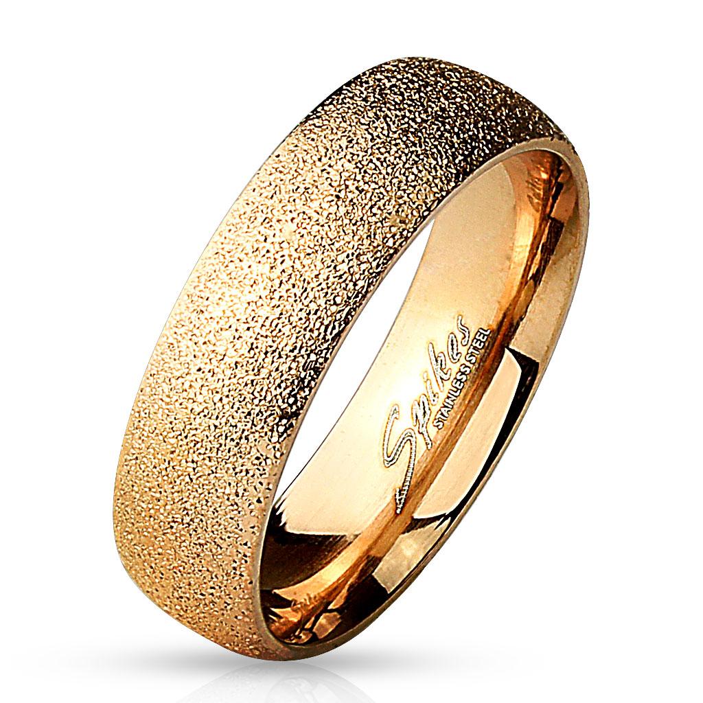 Prsten z chirurgické oceli R-M4740R (Dárkové balení zdarma)