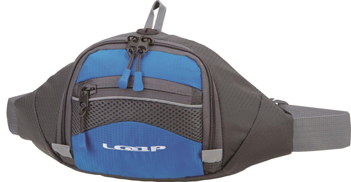 LOAP CLIP BAG Turistická ledvinka BA13126G19T modrá