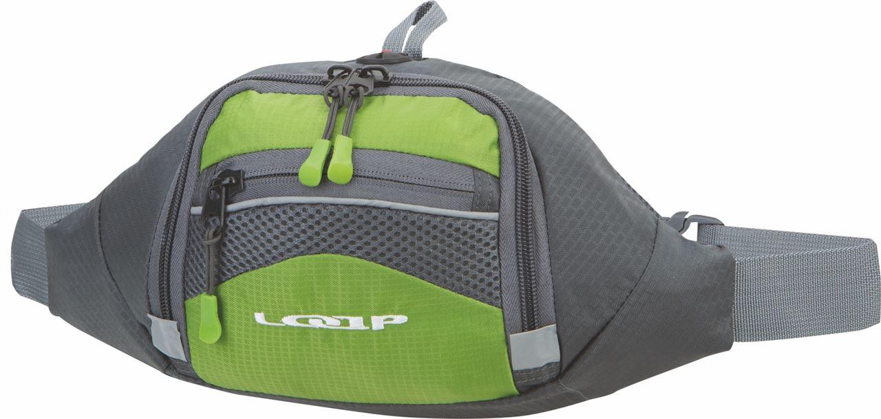 LOAP CLIP BAG Turistická ledvinka BA13126G19T zelená