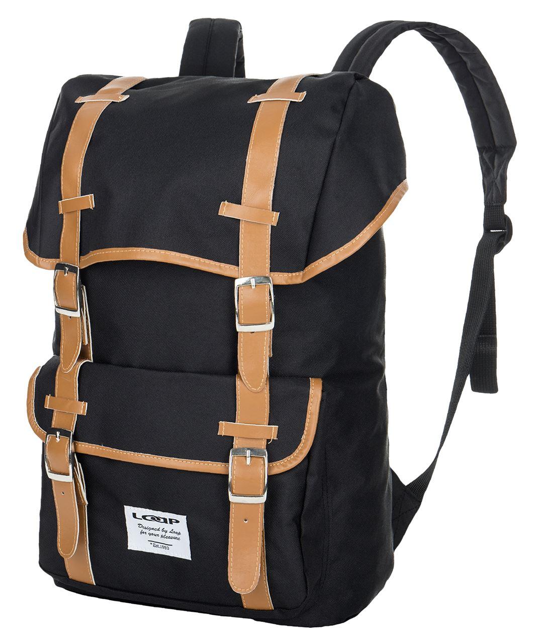 Školní batoh ETRO černá