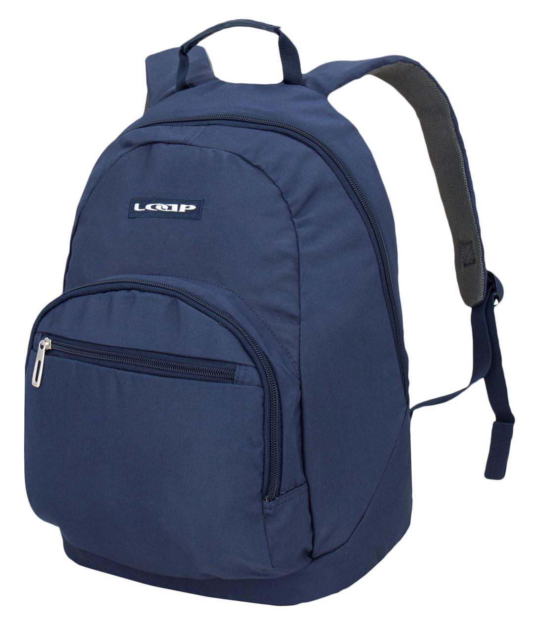 Školní batoh ROOT S modrá