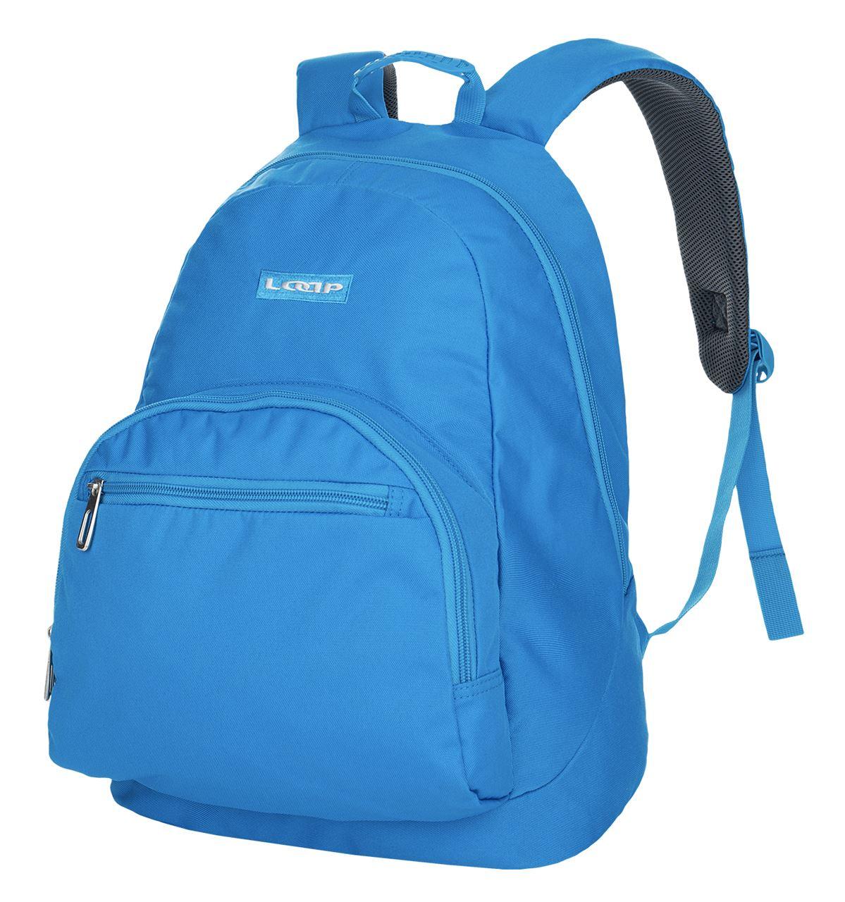Školní batoh ROOT S světle modrá