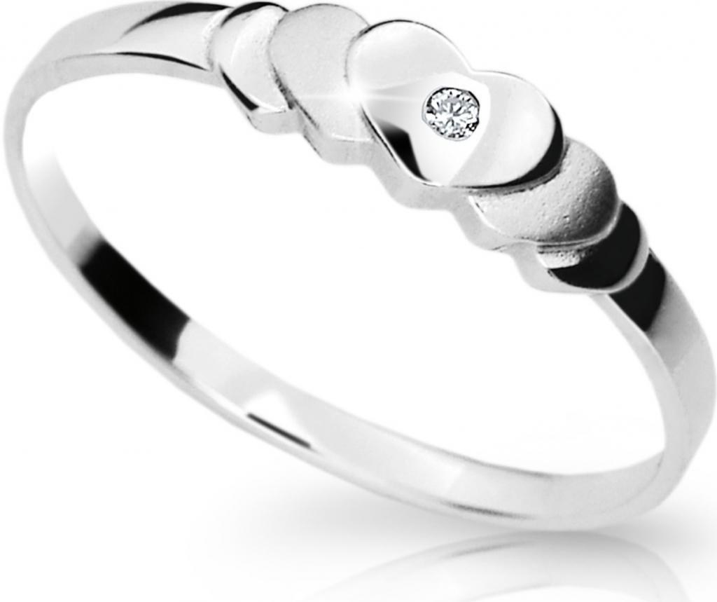 Danfil Zásnubní prsteny DF1876