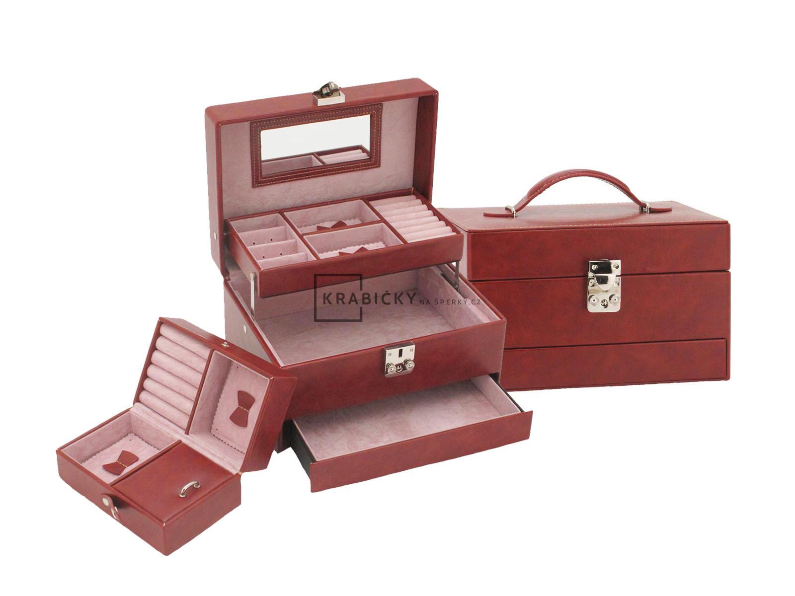 Šperkovnice JKBox SP577-A21