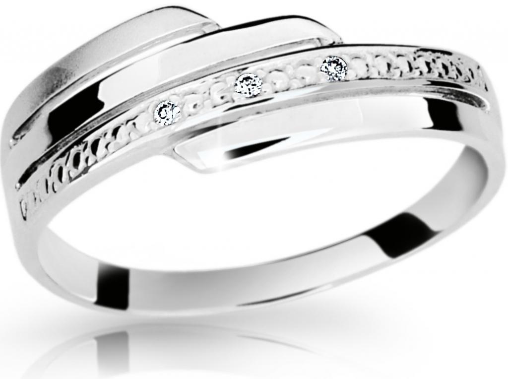 Danfil Zásnubní prsteny DF1844