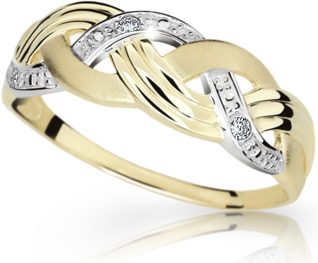 Danfil Zásnubní prsteny DF1848