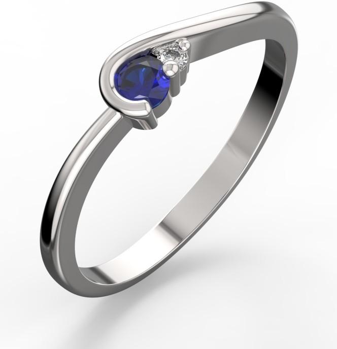 Danfil Zásnubní prsteny DF2953