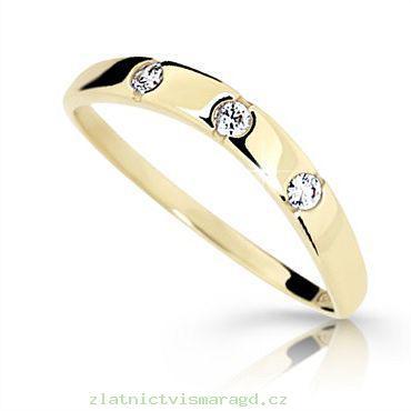 Danfil Zásnubní prsteny DF1788