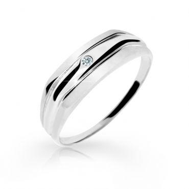 Zlatý prsten DF1185