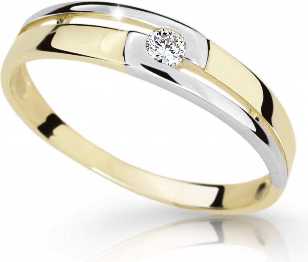 Danfil Zásnubní prsteny DF1793