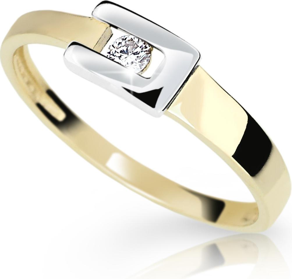 Danfil Zásnubní prsteny DF2039