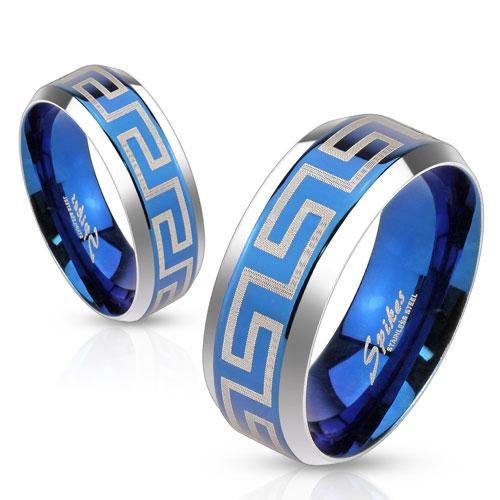 Snubní prsteny z chirurgické oceli R-M3650