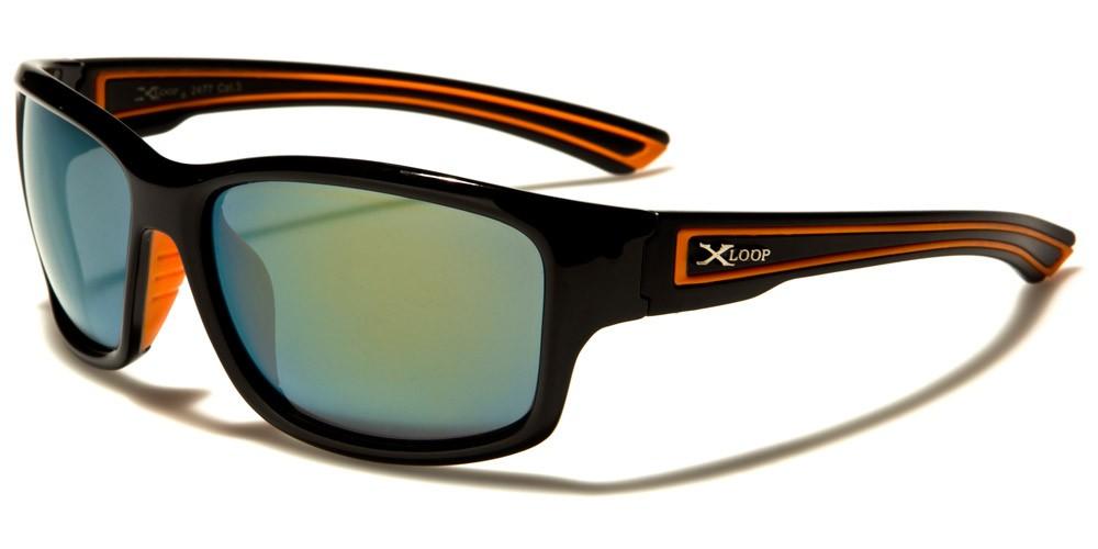 Sportovní sluneční brýle Xloop XL2477B