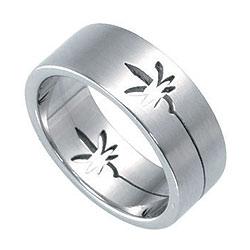 Prsten z chirurgické oceli ( Prsten z chirurgické oceli)