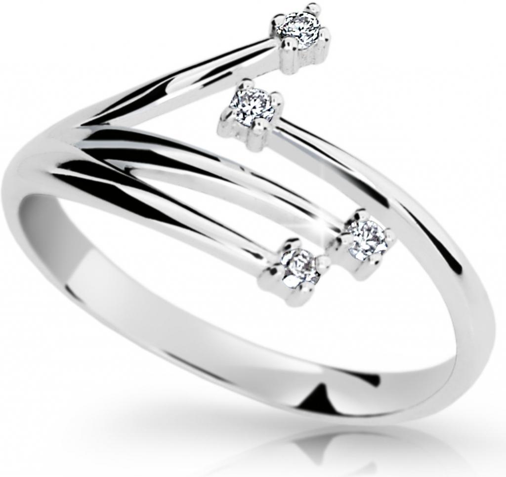 Danfil Zásnubní prsteny DF2063