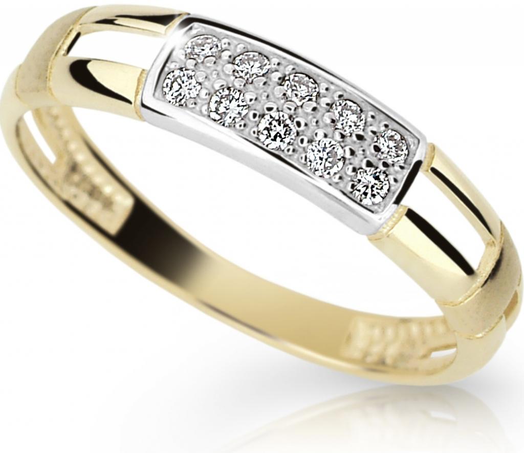 Danfil Zásnubní prsteny DF2033