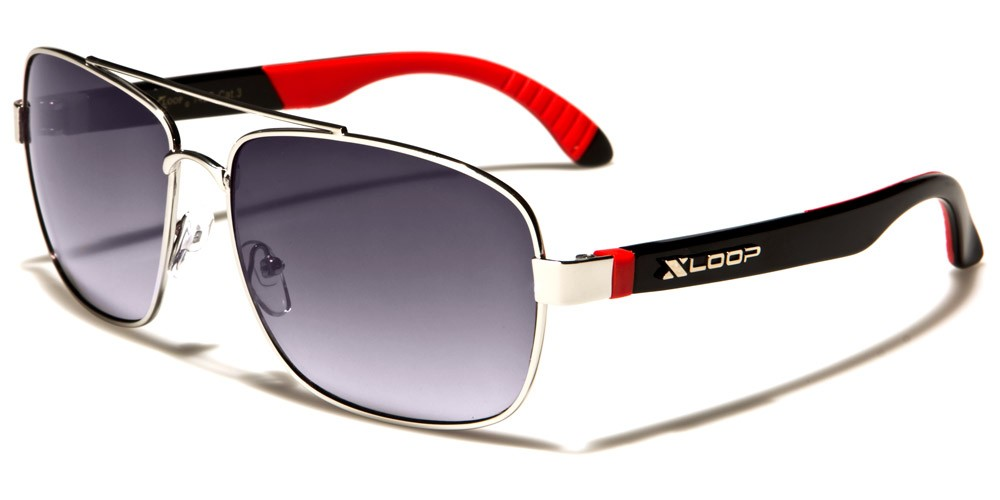 Pánské sluneční brýle AVIATOR XL1427B