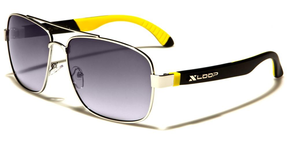 Pánské sluneční brýle AVIATOR XL1427D