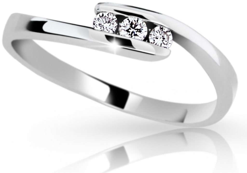 Danfil Zásnubní prsteny DF2072