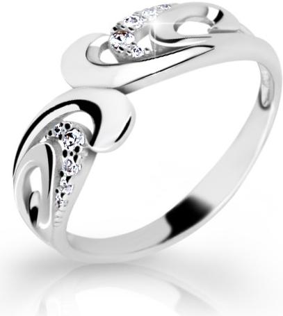 Danfil Zásnubní prsteny DF2144