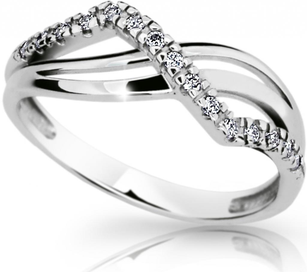Danfil Zásnubní prsteny DF2082