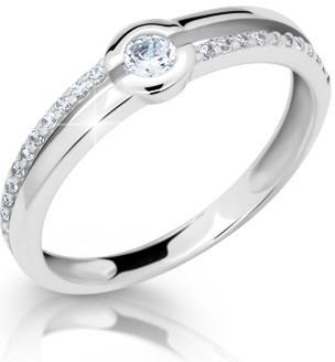Danfil Zásnubní prsteny DF2543