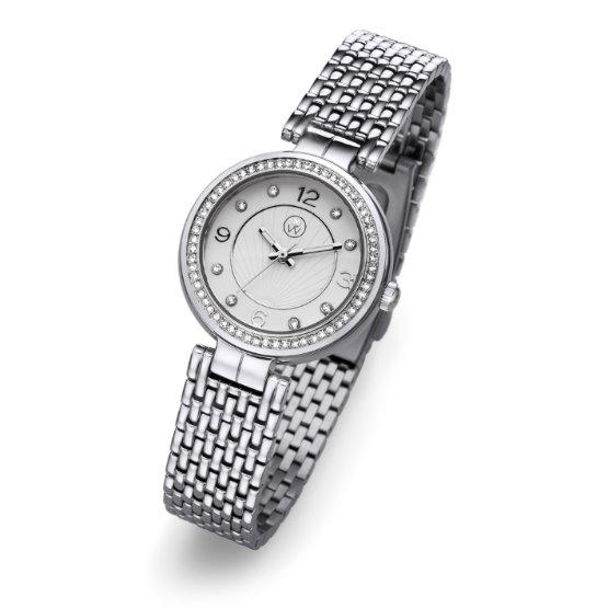 Dámské náramkové hodinky Oliver Weber Perugia - 65051 (silver)