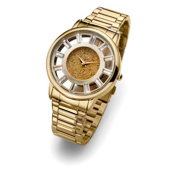 Dámské náramkové hodinky Oliver Weber Reims - 65050 (gold)