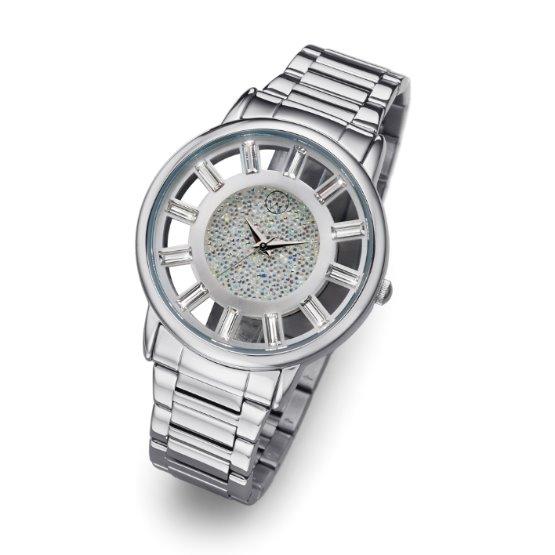 Dámské náramkové hodinky Oliver Weber Reims - 65050 (silver)