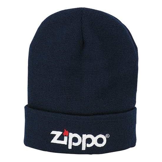 Čepice modrá ZIPPO 41072