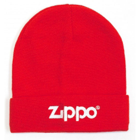Čepice červená ZIPPO 41073