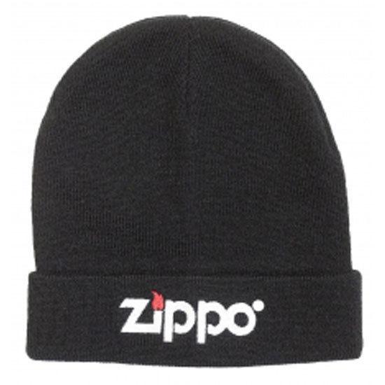 Čepice černá ZIPPO 41071
