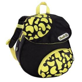 """Dětský batoh ve tvaru """"B"""", černá/žlutá"""