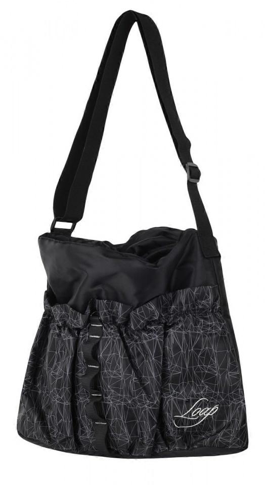 Dámská taška přes rameno DAWN černá