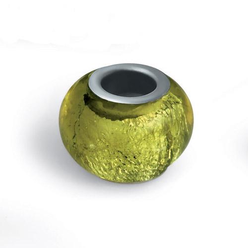 Přívěsek z chirurgické oceli Morellato Drops Yellow