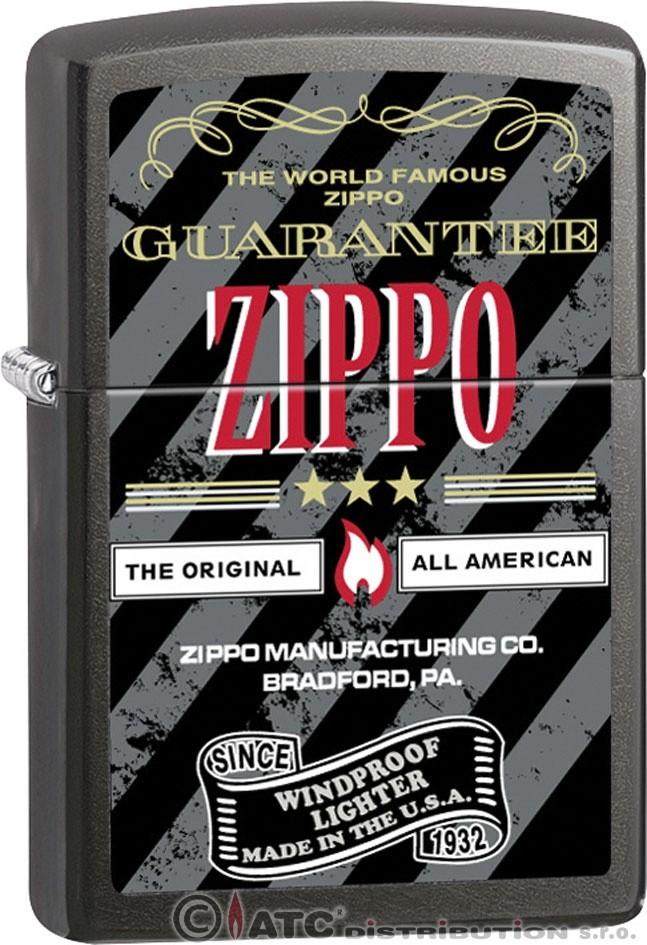 Benzínový zapalovač Zippo 26661