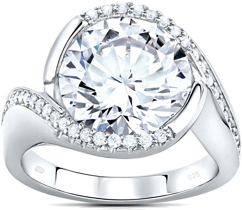 Stříbrný prsten JJJMR0362