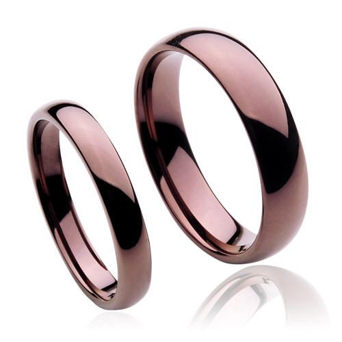 Wolframové snubní prsteny R-TU-141