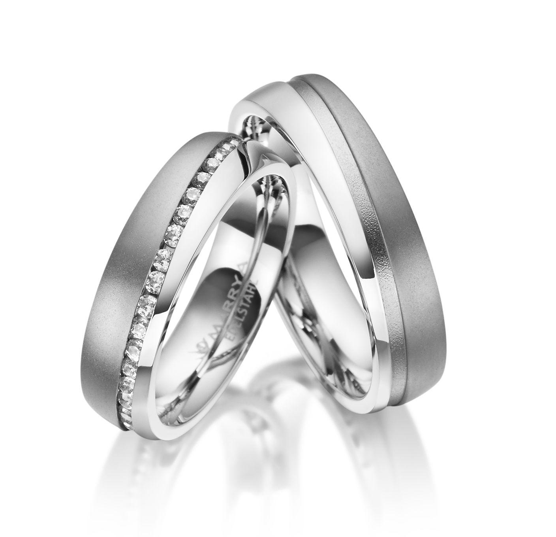 Snubní prsteny z chirurgické oceli ES-12