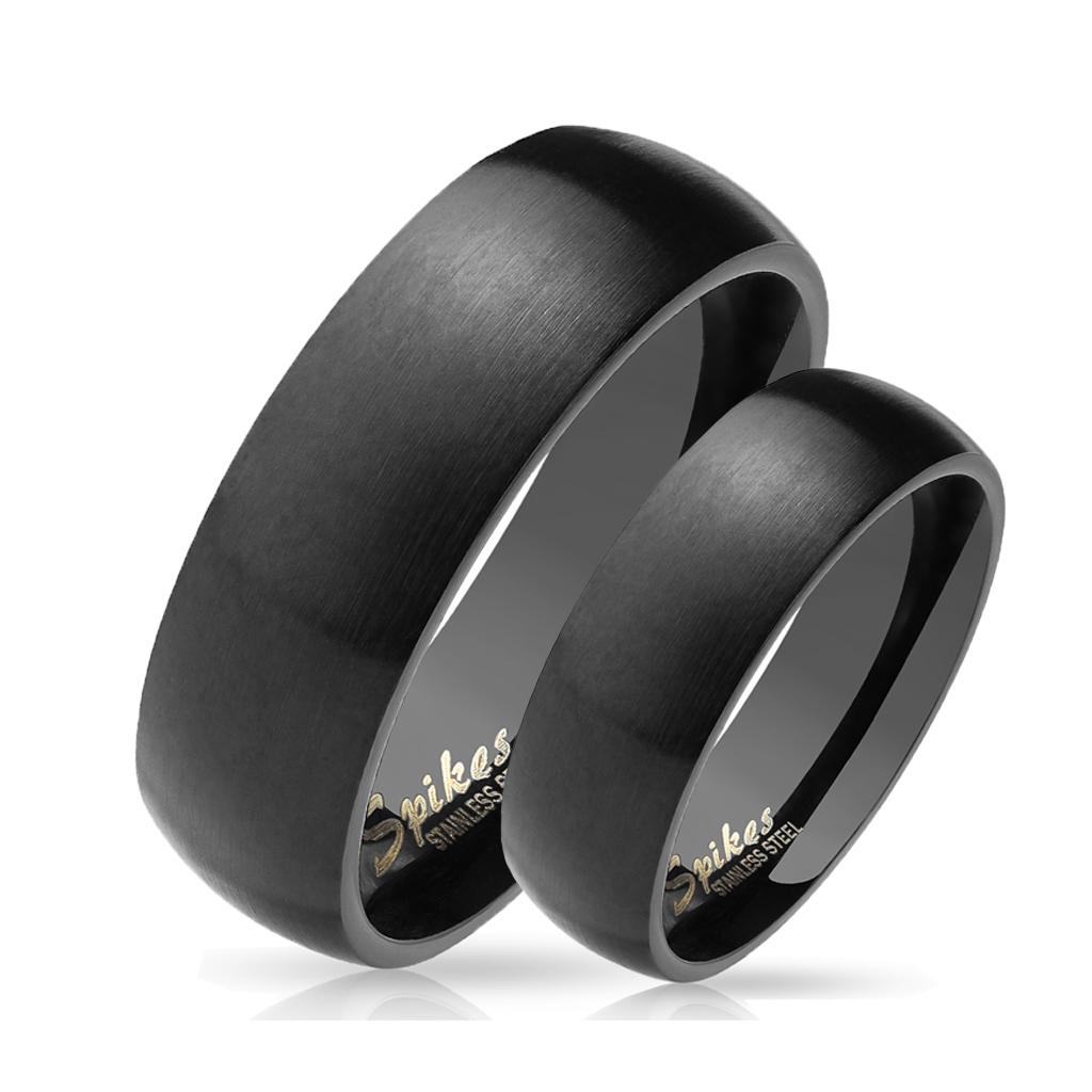 Snubní prsteny z chirurgické ocel R027K