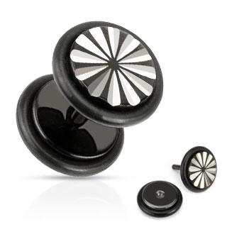 Piercing falešný plug PSFX-58