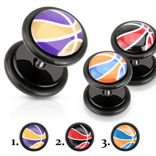 Piercing falešný plug PAFX33