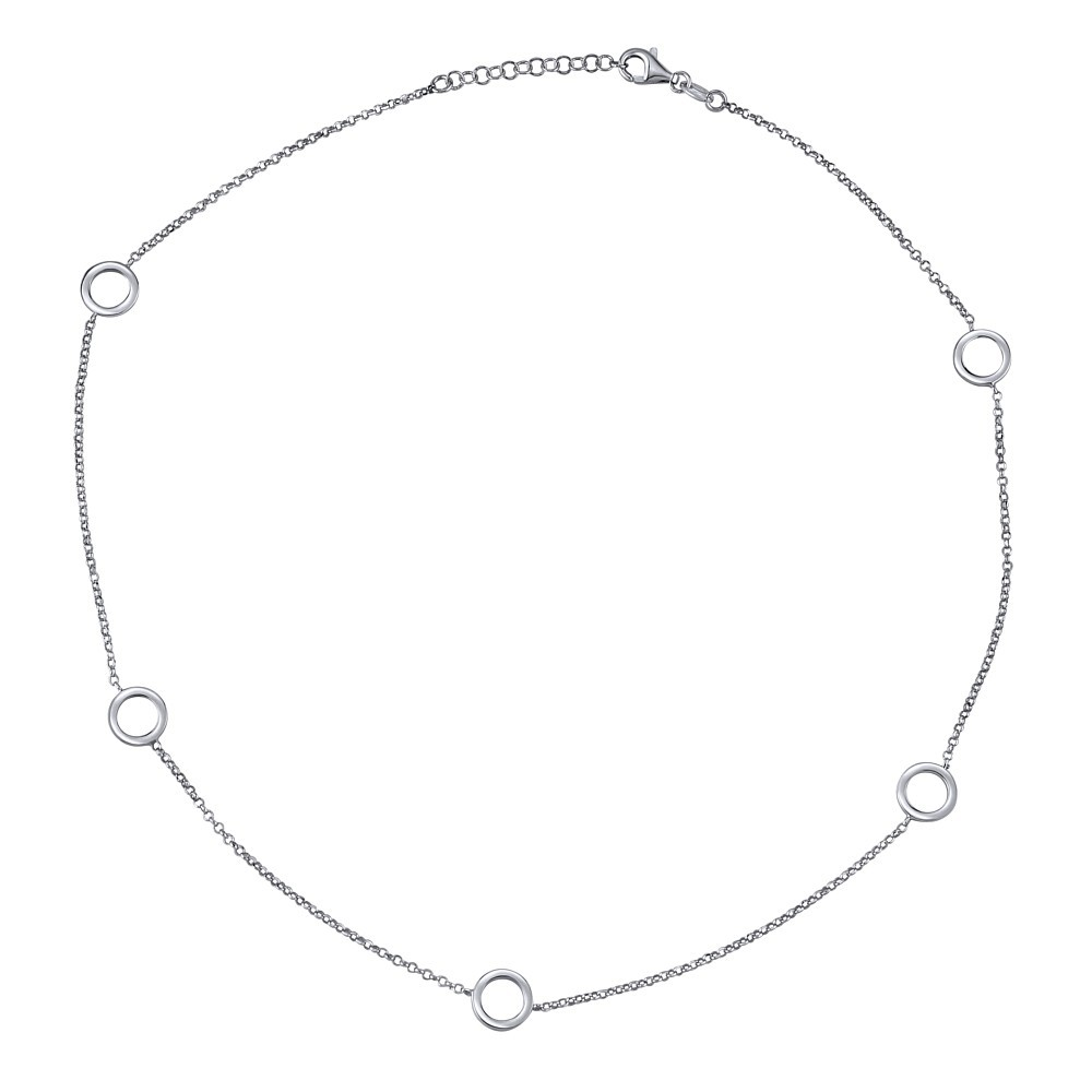 Stříbrný náhrdelník NAVYA TTT700NC1