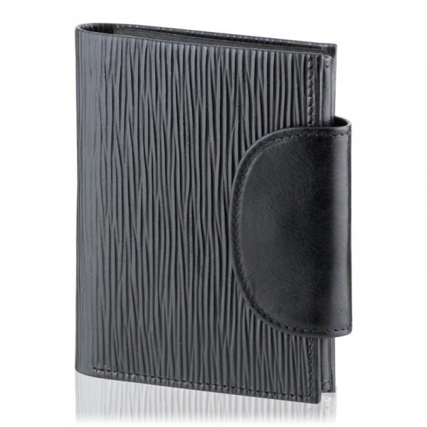 Dámská peněženka Rondo, černá DK-066