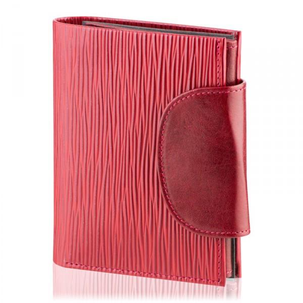 Dámská peněženka Rondo, červená DK-067