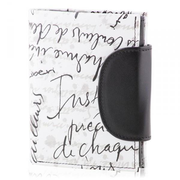 Dámská peněženka Senza, bílá DK-074