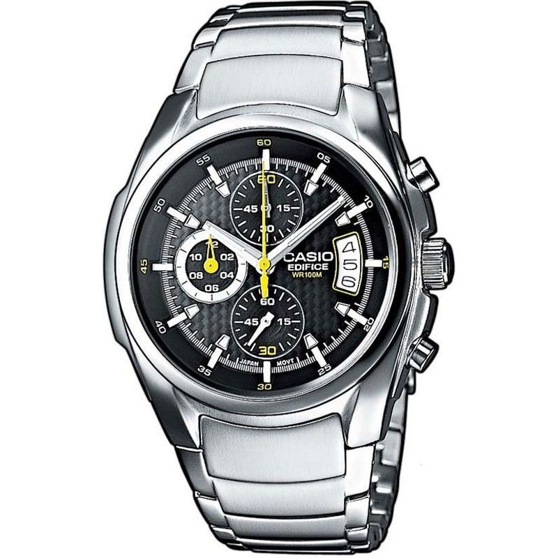 a16ebed303e Pánské hodinky Casio EF 512D-1A
