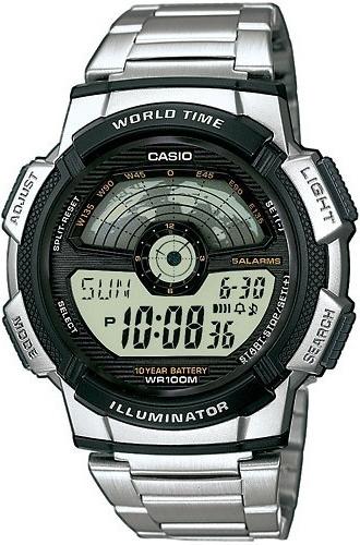 Pánské hodinky Casio AE1100WD-1A