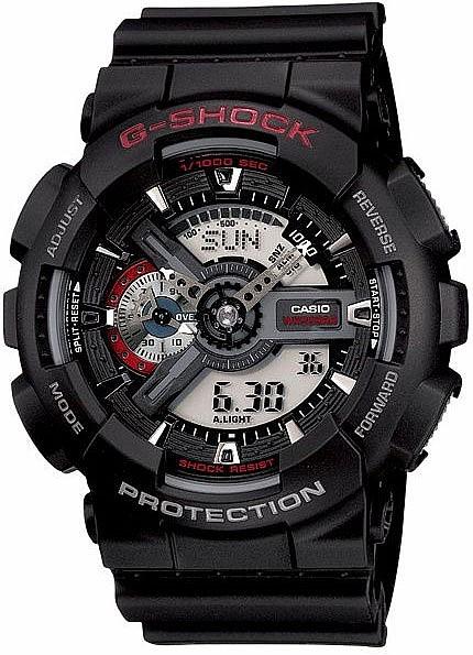 Pánské hodinky Casio GA-110-1AER