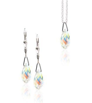 Souprava briollete Crystal SW2 (Made with Swarovski® Elements)